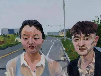 刘小东:我是愤青 画画时常怨恨