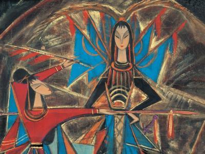 林风眠:一卷20世纪艺术百科全书