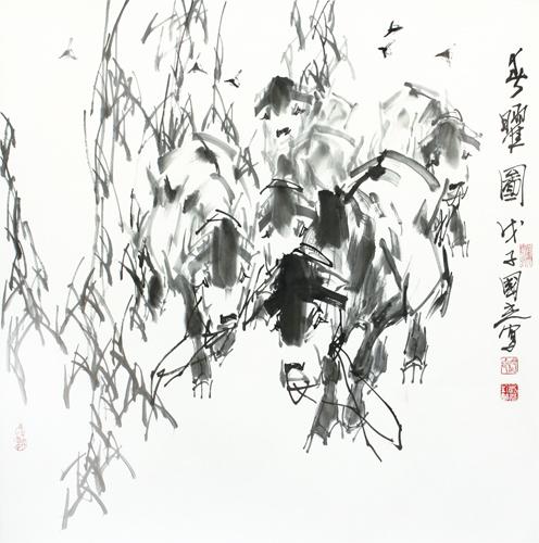 杨国光作品