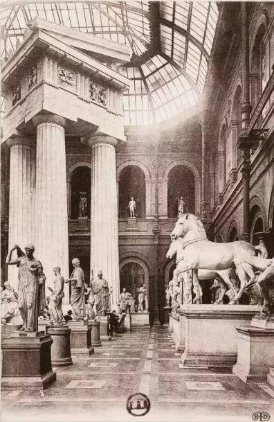 ▲巴黎高等国立美术学院