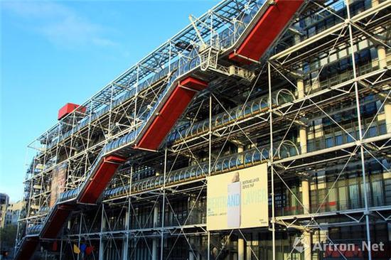 法国蓬皮杜艺术中心