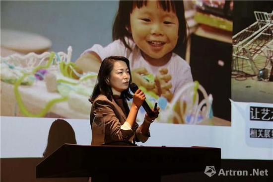 上海当代艺术博物馆(PSA)公共教育部主任张琍莉