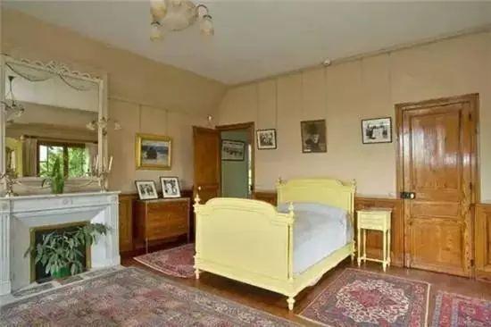 莫奈的卧室