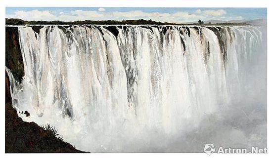 《坦桑尼亚大瀑布》 成交价:4456.27万元