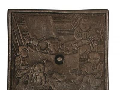 宋代铜镜上演绎的社会风情