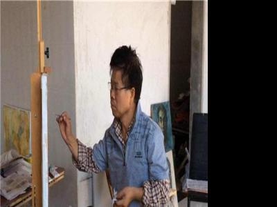 欣赏吴银杉老师的肖像画艺术