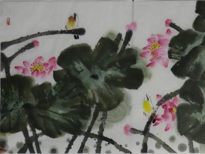 外师造化 中得心源——成功美术馆近期馆藏赵先闻的几幅画作浅析