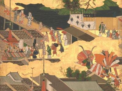 纽约大都会:还原日本京都千年的物哀与风雅