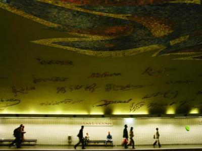 美在其中:公共艺术介入地铁空间的必要性逐步显现