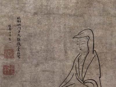 明清女画家笔下的女性之美:多应自写真