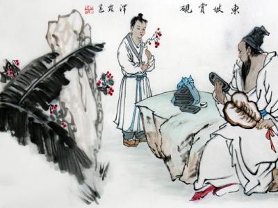 形神兼备 笔墨精妙——李泽霖国画作品赏析