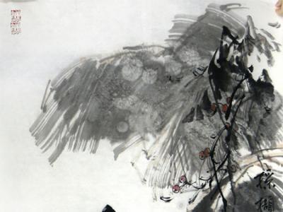 """画写湘楚韵 笔传时代风——舒湘汉先生人物画作在 """"丹青流美?成功美术馆全国名家书画西宁展""""展出"""